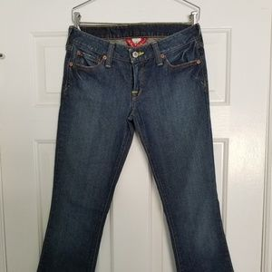 Lucky Brand Jeans Sz 2 with 26 in (short) inseam